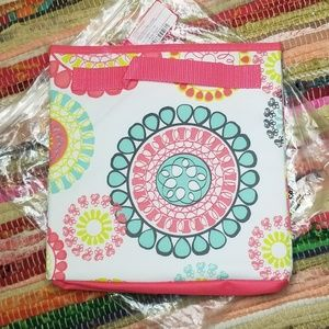 NWT Thirty One Your Way Jr Cube Citrus Medalion